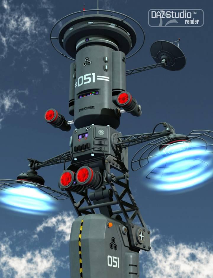 Drone Thunder