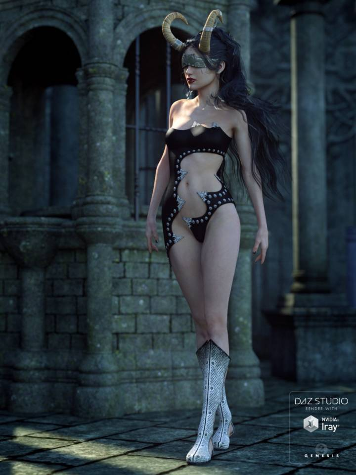 Dark Intent for Genesis 3 Female(s)