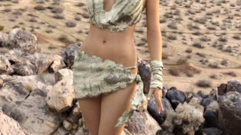 Dystopia Priestess for Genesis 3 Female(s)
