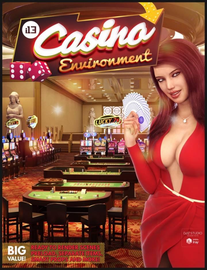 i13 Casino Environment
