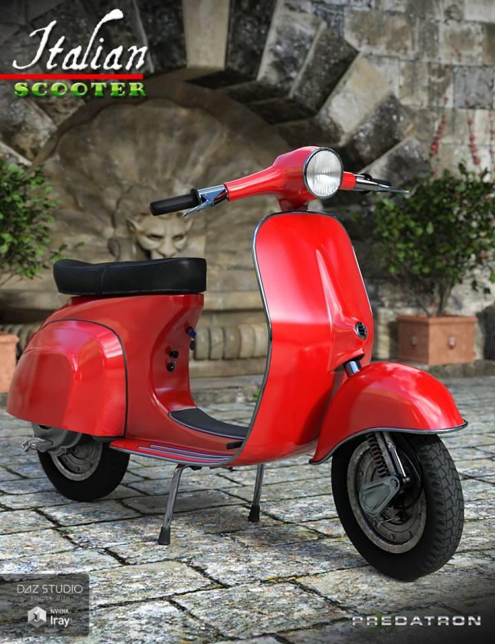 Italian Scooter