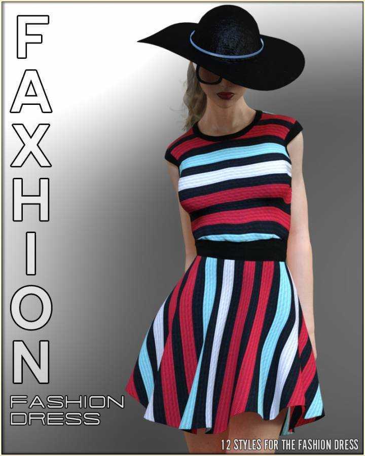 Faxhion - Fashion Dress