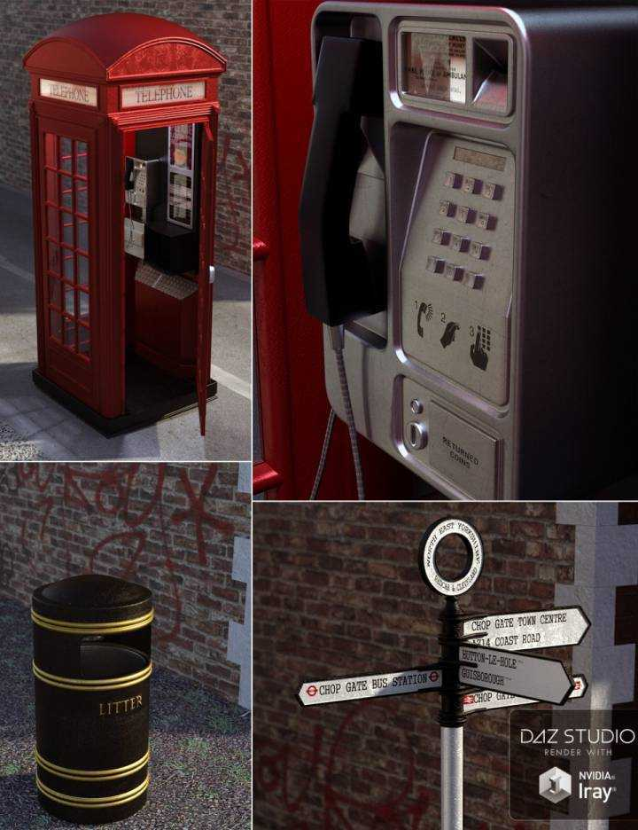 British Street Furniture