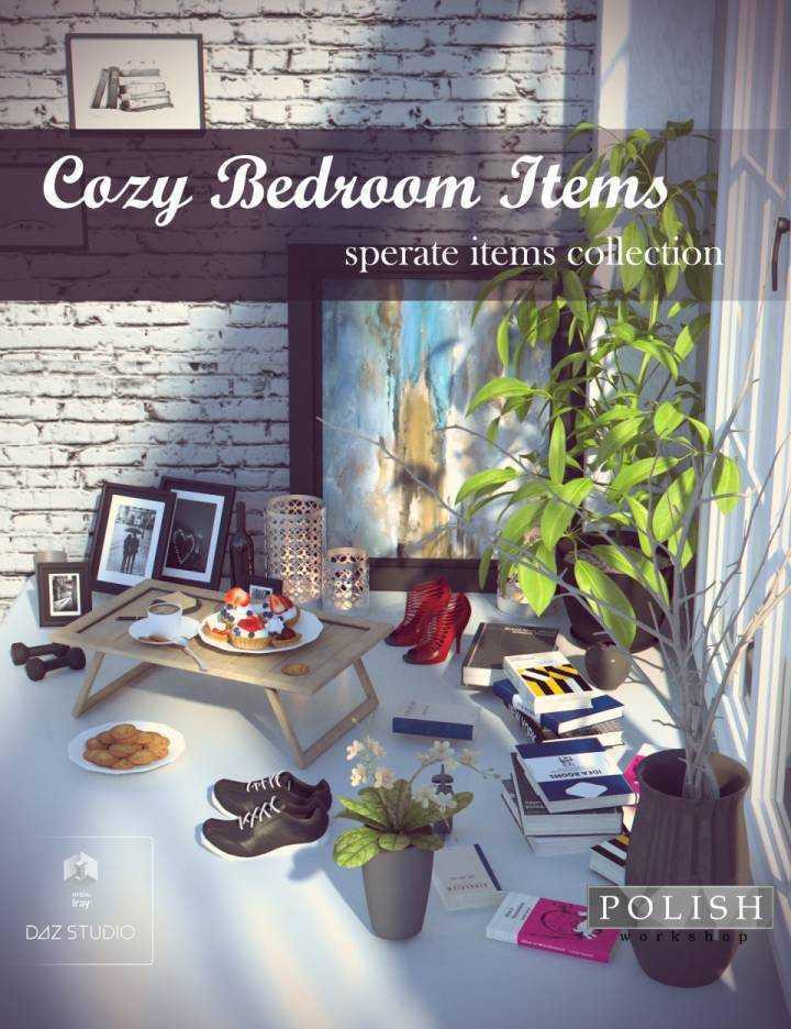 cozy-bedroom-items