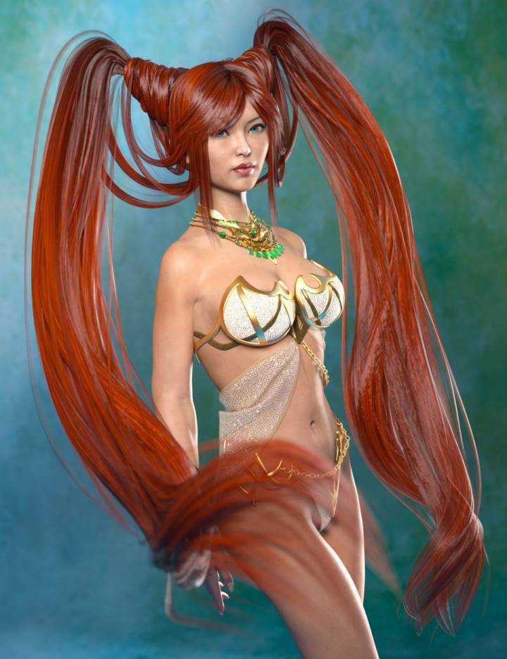 jade-tiger-hair-for-genesis-3-females
