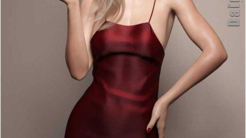 Dainty Dress for Genesis 8 Females