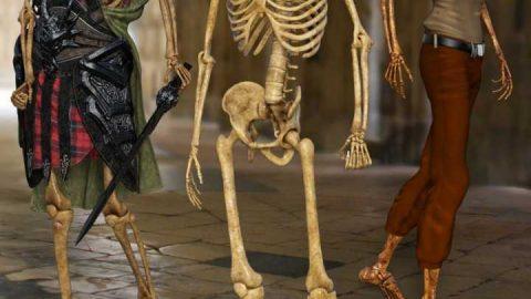 Midnight Skeleton Bundle