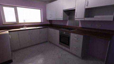 Northern Terrace Kitchen