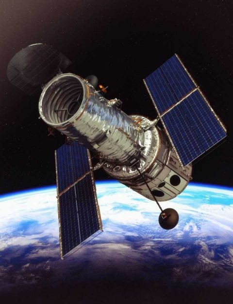 HST Space Telescope