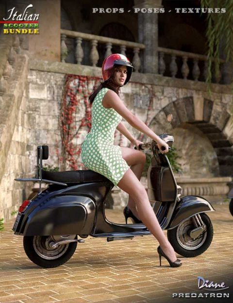 Italian Scooter Bundle