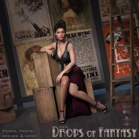 DMs Drops of Fantasy