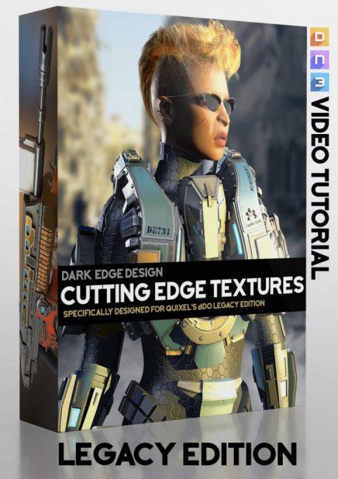 Creating Cutting Edge Textures – dDo Legacy