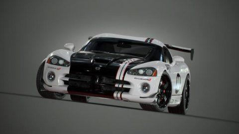 Dodge Viper SRT10 ACR edition 3