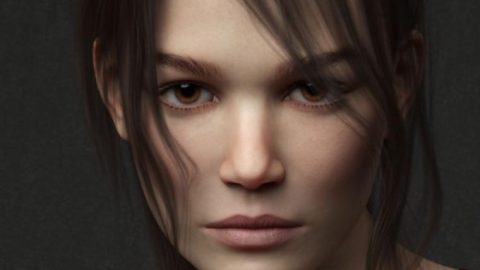 Corin HD for Genesis 8 Female