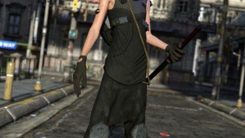 Dystopian Ninja Outfit for Genesis 8 Male(s)