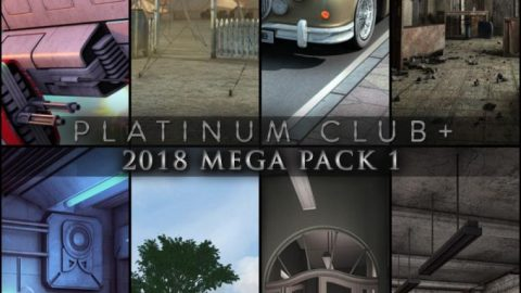 Platinum Club Anniversary 2018 – Mega Pack 1