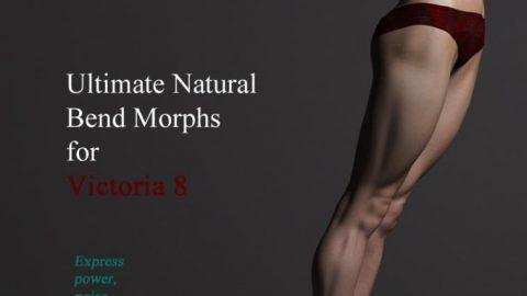 Ultimate Natural Bend Morphs for Victoria 8