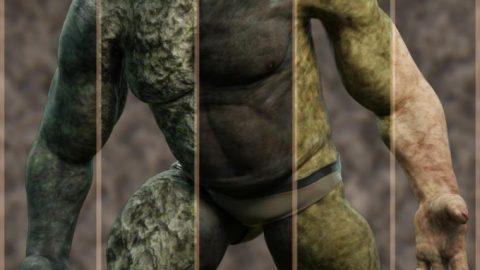 Troll Beast Texture Xpansion