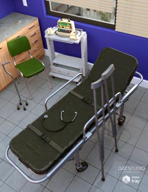 Emergency Room Props