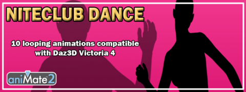 Nite Club Dance for V4