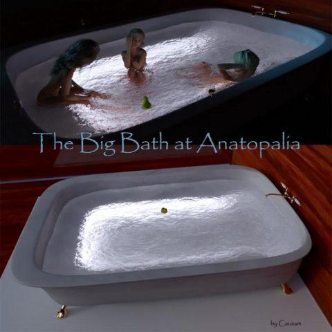The Big Bath At Anatopalia