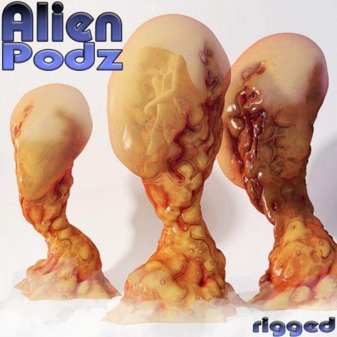 Alien Podz